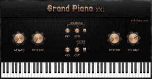 Audiolatry Grand Piano XXL
