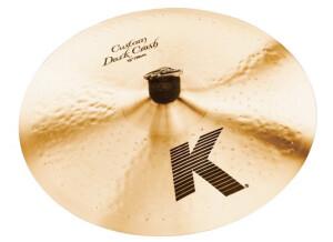 "Zildjian K Custom Dark Crash 15"""