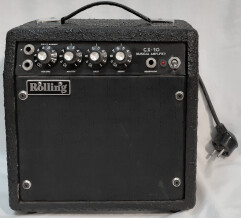Rolling Audio GX-10 Musical Amplifier