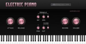 Audiolatry Electric Piano