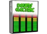 Loop Jungle Drums Electric library