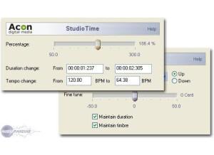 Acon Digital Media Studio Time