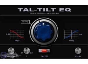 Togu Audio Line TAL-TiltEq [Freeware]