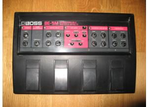 Boss BE-5M Programmable Multiple Effects