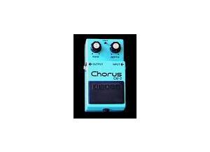 Boss CE-2 Chorus - Modded by Keeley