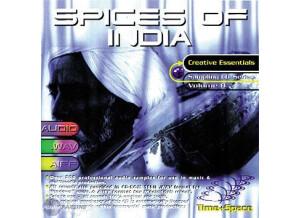 Zero-G Creative Essentials Vol. 08 Spices Of India