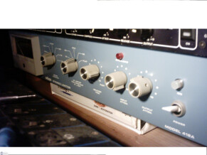 Orban 418 stereo limiter