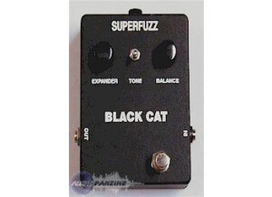 Black Cat Pedals Superfuzz