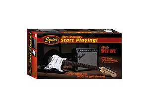 Squier Stop Dreaming, Start Playing Set: Affinity Strat Special with Fender Frontman 15G
