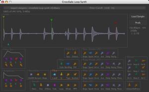 Expert Sleepers Crossfade Loop Synth