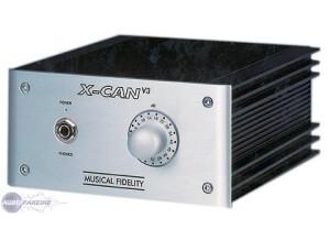 Musical Fidelity X-CAN V3