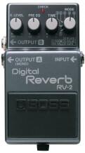 Boss RV-2 Digital Reverb
