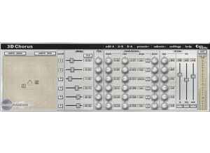 Spin Audio 3D Chorus