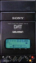 Sony TCD-D3