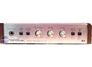 Realistic stereo reverb system