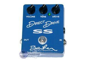 Barber Direct Drive SS