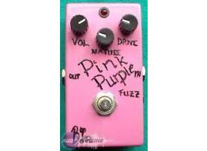 BJFe / BearFoot Pink Purple Fuzz