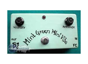 BJFe / BearFoot Mint Green Mini Vibe