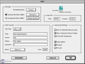 Digidesign Mp3 Export Option