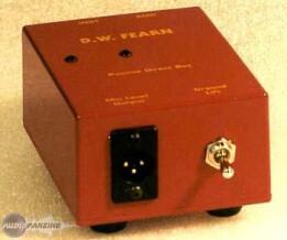 D.W. Fearn PDB Passive Direct Box
