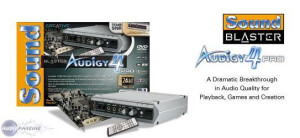 Creative Labs Sound Blaster Audigy 4 Pro