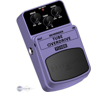 Behringer Tube Overdrive TO100