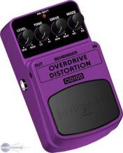 Behringer Overdrive Distorsion OD100