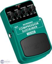 Behringer Compressor Sustainer CS100