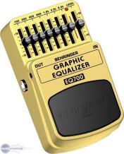 Behringer Graphic Equalizer EQ700