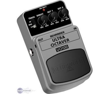 Behringer Ultra Octaver UO100