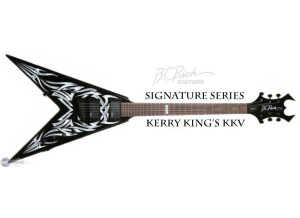 B.C. Rich KKV Kerry King Signature