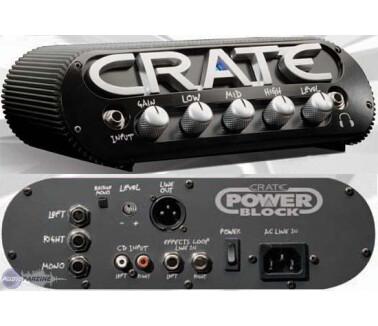 Crate PowerBlock