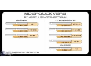 Smartelectronix MdspDuckVerb [Donationware]