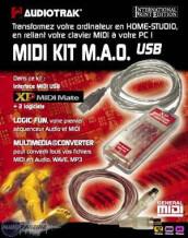 AudioTrak MIDI Kit M.a.o Usb
