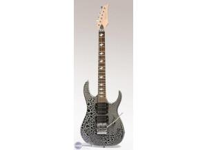 Crystal Guitars bluebird strat