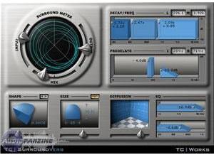TC Electronic SurroundVerb