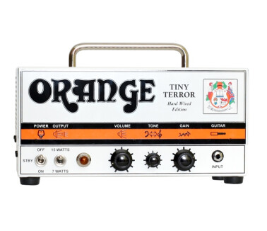 Orange TinyTerror Hard Wired Edition