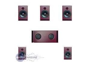 PSI Audio 40m² 5.1 Surround Sound System