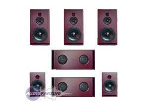 PSI Audio 60m² 5.1 Surround Sound System