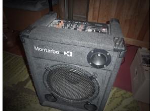 Montarbo TRIO mosfet amplifier 75w