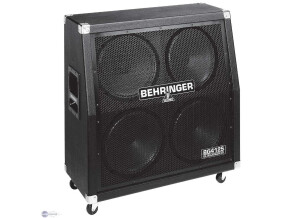Behringer Ultrastack BG412S