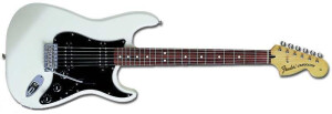 Fender Deluxe Double Fat Strat HH