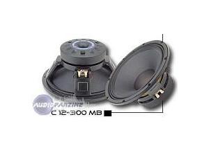 P.Audio C12-300MB