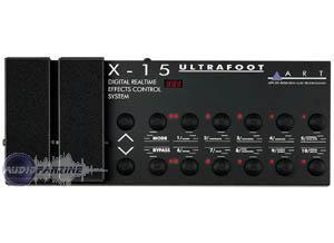 Art X-15 UltraFoot
