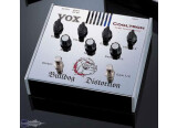 Réglage volume maxi Vox Bulldog Distortion