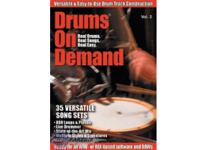 Hobby Horse Productions Drums On Demand Volume 2