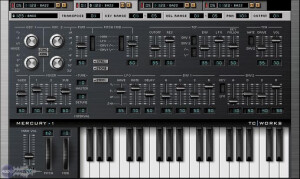 TC Electronic Mercury-1