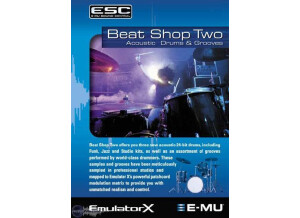 E-MU Beat Shop Two