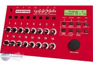 Kenton Control Freak Live