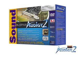 Creative Labs Sound Blaster Audigy 2